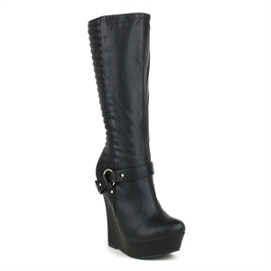 Kelli Wedge Boot